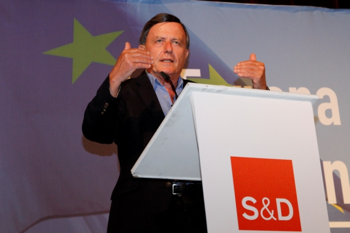 Alfred Sant addresses Malta's new challenges related to the new European Budget in Zejtun
