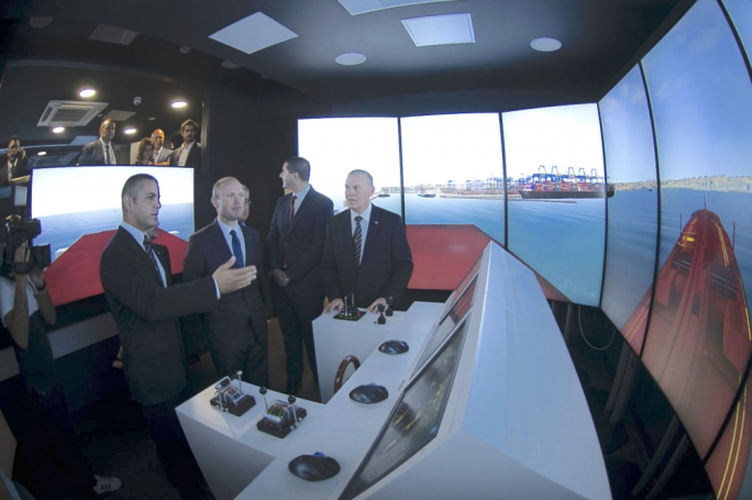 Prime Minister Joseph Muscat inaugurate the new 2,300 sq.m centre on Friday