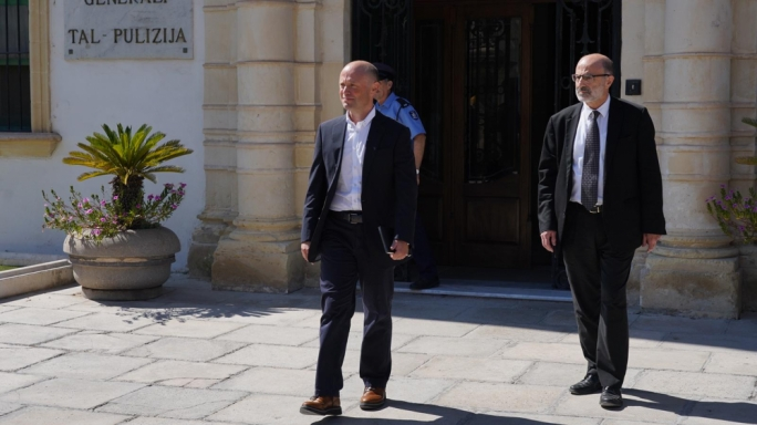Police question Joseph Muscat over WhatsApp chats with Yorgen Fenech