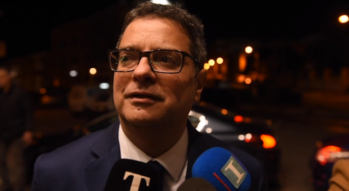 [WATCH] PN administrative council declares 'unanimous support' for Adrian Delia after four-hour meeting
