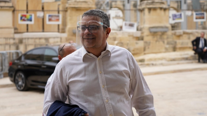 Adrian Delia warns Jason Azzopardi to stop lying about him