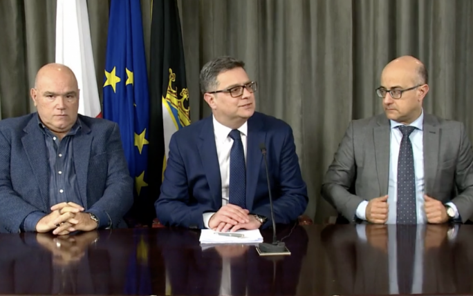 'Delia deceived us', says Jason Azzopardi after PN leader tells media he will not resign