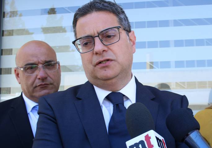 [WATCH] Adrian Delia insists PN government would repeal IVF changes, in spite of MPs' free vote