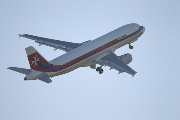 Air Malta rolls out retro livery marking 40th anniversary
