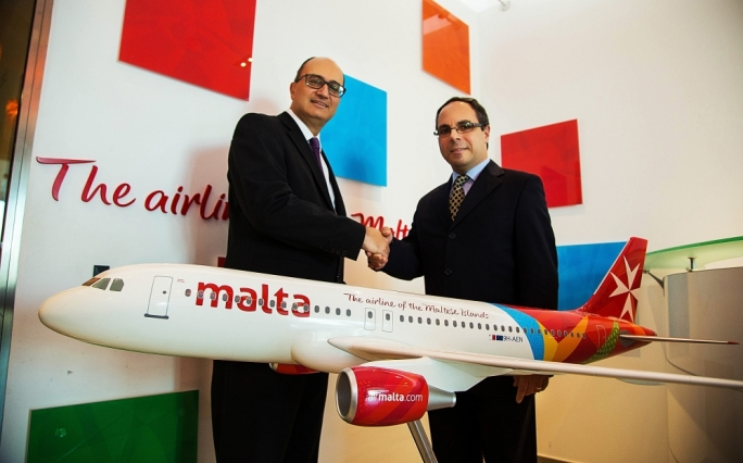 Air Malta to launch partnership scheme for travel agents