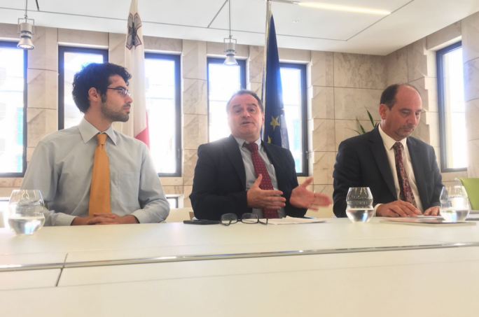 PD wants to question Konrad Mizzi at Environment Committee meeting