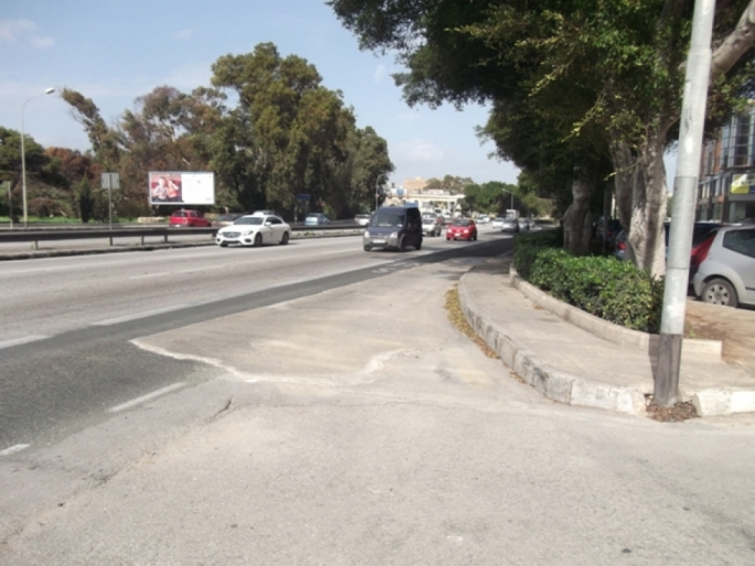 Man hit by car, then run over in Marsa