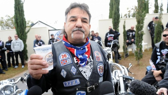 Rebels bikie club president Alex Vella has had his visa cancelled while holidaying in native Malta, according to the Australian press.