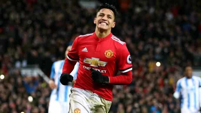 Man utd star alexis sanchez spared jail over malta company tax fraud alexis sanchez celebrates a goal for manchester united over huddersfield stopboris Image collections