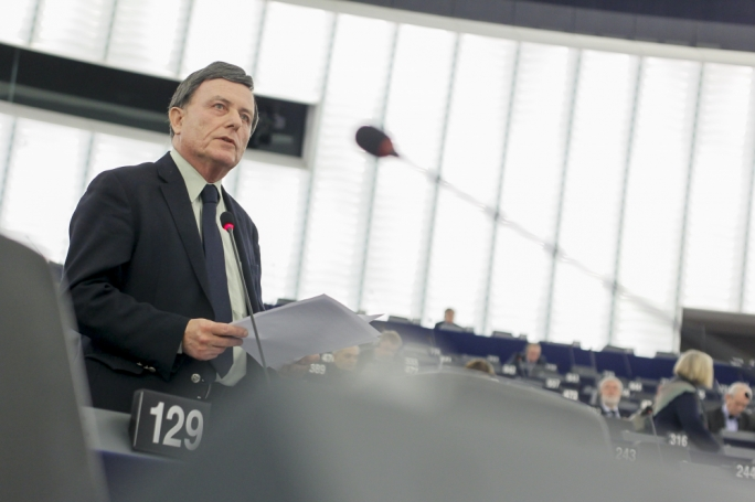 Sant's parting shot to MEPs: 'Parliament gave in to facile stigmatisation of Malta'