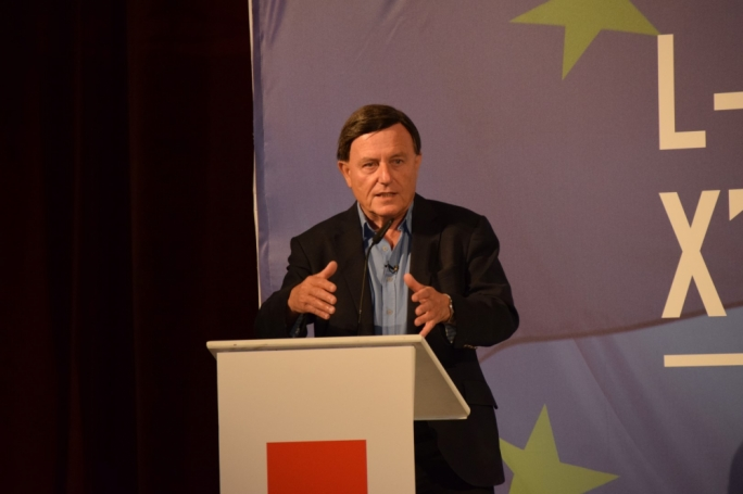 Labour MEP Alfred Sant points accusatory finger at Church over silence on Egrant affair