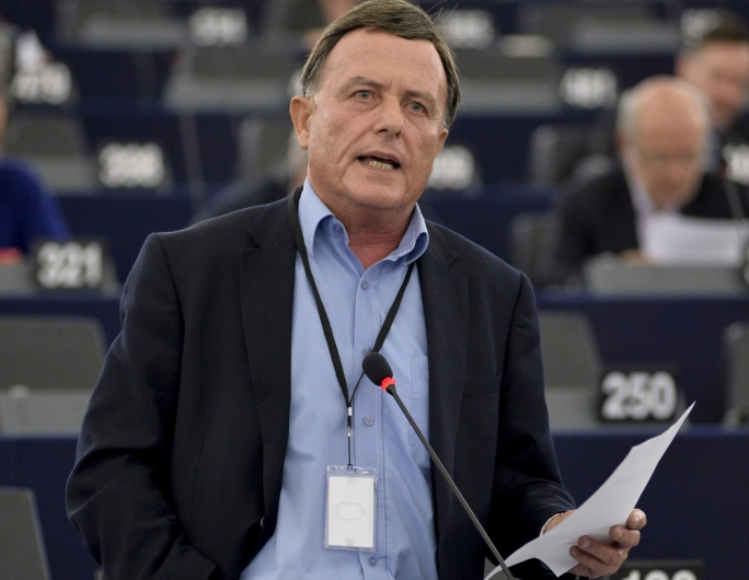 PL MEP Alfred Sant challenged Justice Commissioner Vera Jourova to supply information on what action the EU was taking on money-laundering in other EU countries