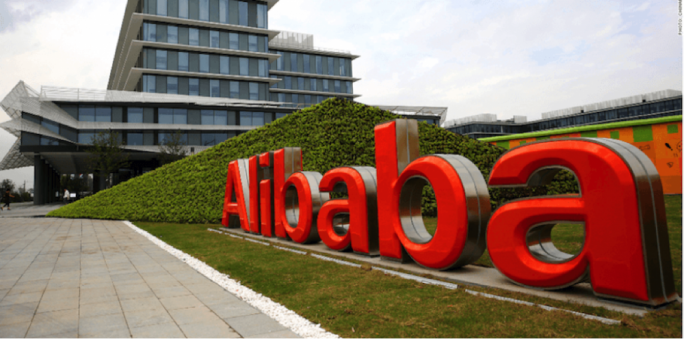 Alibaba Group holdings Ltd continued its significant growth with strong cash flows