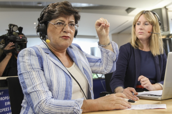 Socialist MEP Ana Gomes had the gall to say she had doubts in the whole Maltese judiciary system: if she wants to see a conspiracy in spite of the truth glaring in our eyes, she has a right to do so...