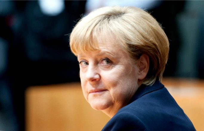 German Chancellor Angela Merkel: the most trusted foreign leader by the Maltese