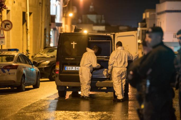Murder in Attard: an upholsterer is injured and another man shot dead in a hit carried out by somebody on a motorbike