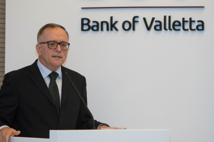 BOV chief sees no conflict of interest in writing editorials for The Times