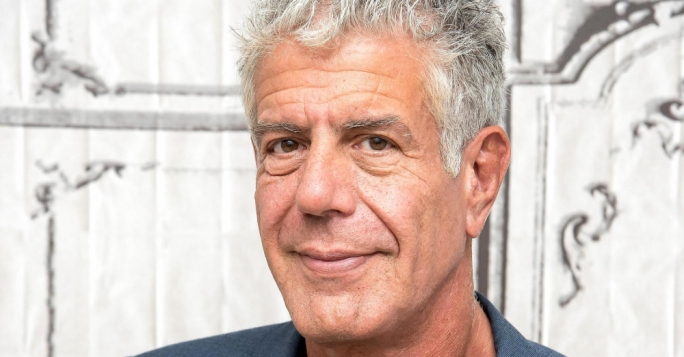 TV Host and celebrity chef Anthony Bourdain has died aged 61