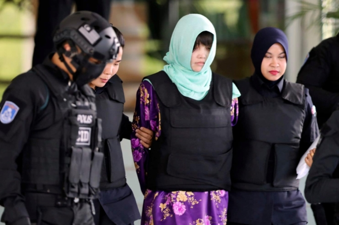 However, under Malaysian law she could be freed by May, her lawyer said