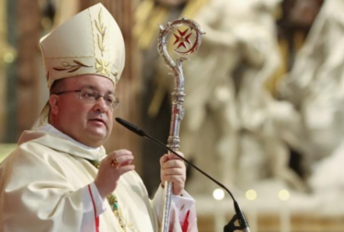 Archbishop Charles Scicluna (file photo)