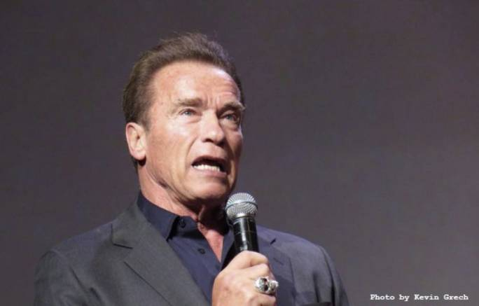 Bodybuilding legend Arnold Schwarzenegger has had to have emergency open-heart surgery. Photo by Kevin Grech