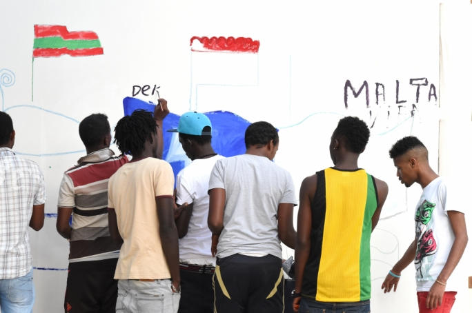 Just 410 asylum claims lodged in Malta in 2017 to date