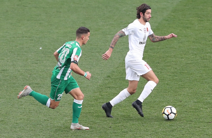 BOV Premier League | Floriana 0 – Valletta 1