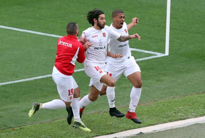 BOV Premier League | Floriana 1 - Valletta 1