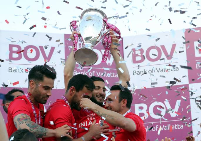 BOV Premier League | Valletta 2 – Gżira United 1