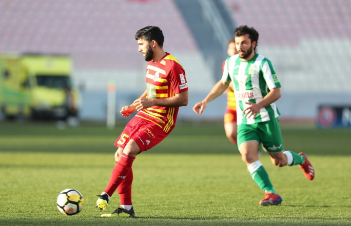 FA Trophy: Floriana through to the semi-finals following a penalty shoot-out