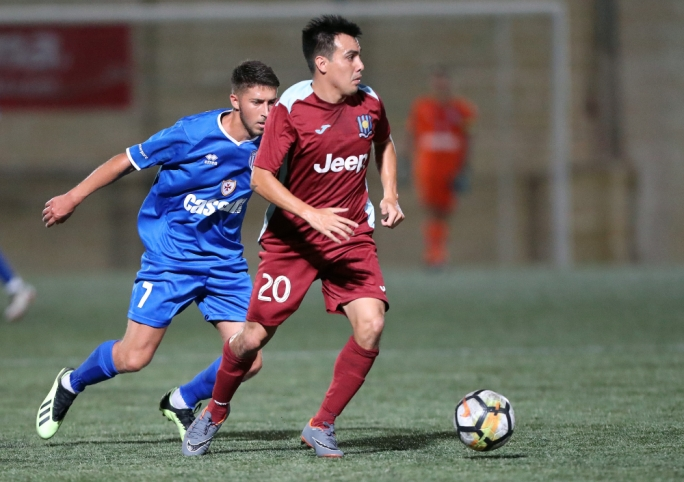 BOV Premier League | Tarxien Rainbows 1 – Gżira United 4