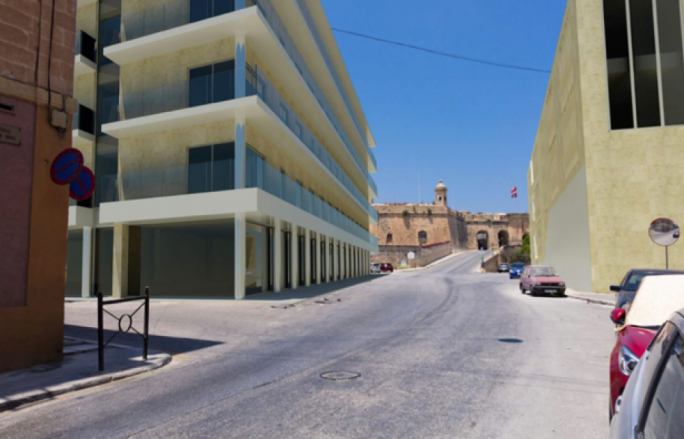 Marie-Louise Coleiro Preca supports Cottonera residents in fight against AUM's extension