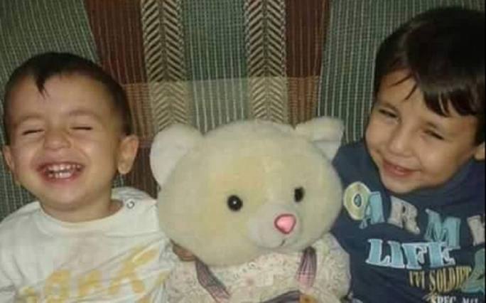Three-year-old Aylan, brother Galip laid to rest