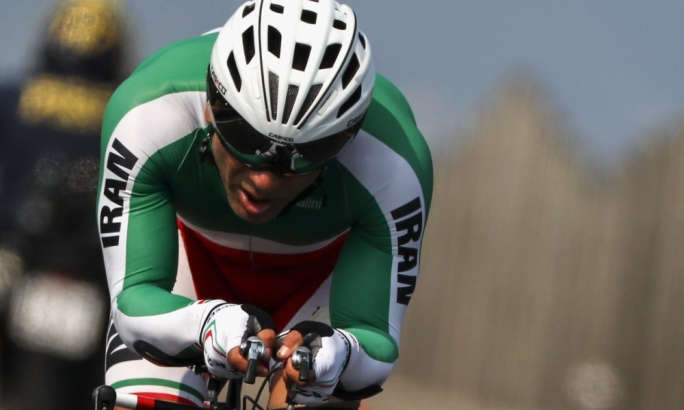 Iranian Paralympic cyclist Bahman Golbarnezhad tragically died after suffering a fatal heart attack following a horrific crash in Rio.