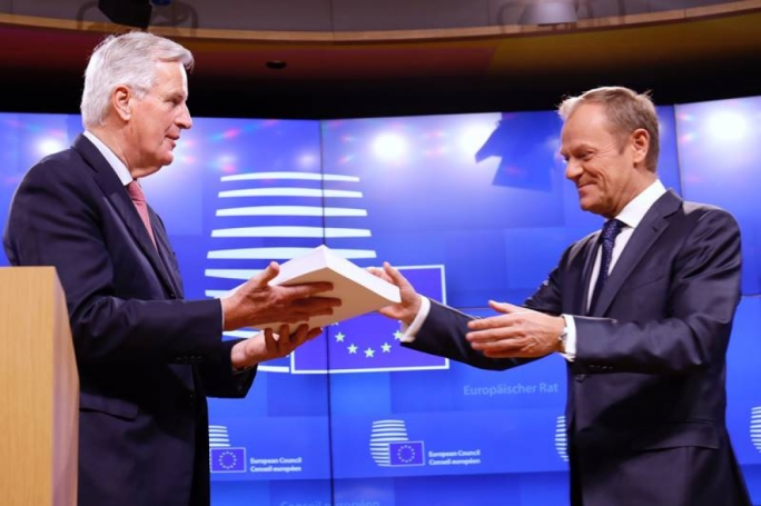 [WATCH] Brexit remains a 'lose-lose' situation, Donald Tusk says