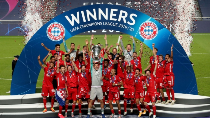 Bayern Munich were the champions of the 2019-2020 UEFA Champions League. They are not part of the 12 founding clubs of the ESL
