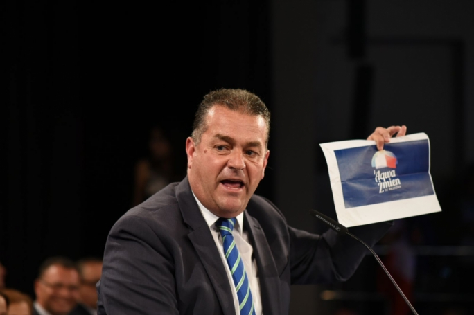 Deputy leader Beppe Fenech Adami called for vigilance during the distribution of voting documents