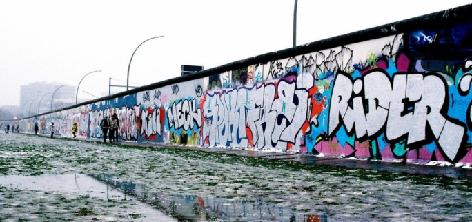 It's been 30 years since the fall of the Berlin Wall