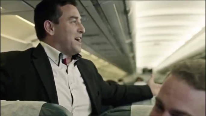 Before politics... PN leadership hopeful Bernard Grech starred in the Joseph Calleja Air Malta ad