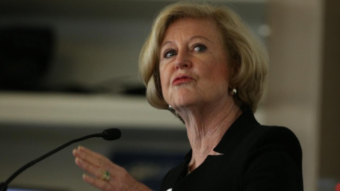 The system is broken | Gillian Triggs