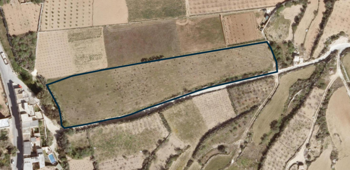 The location for a proposed agritourism project in Bingemma