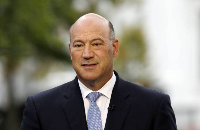 Gary Cohn, Top US economic adviser, resigns