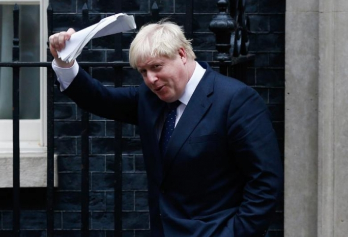 UK Prime Minister Boris Johnson has secured re-election