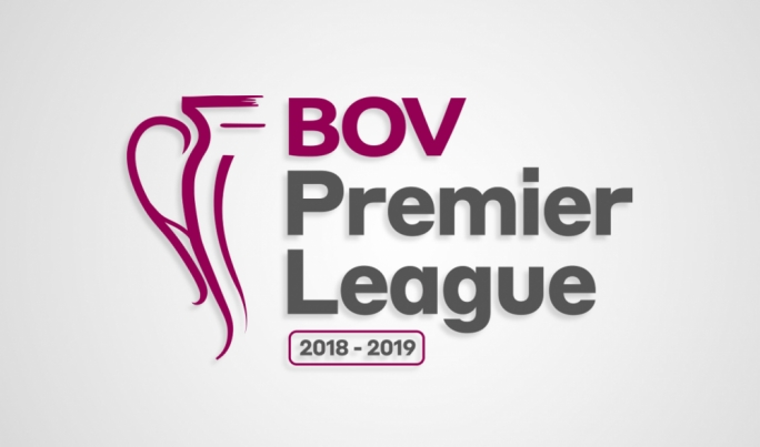 New logo for 2018-19 BOV Premier League unveiled