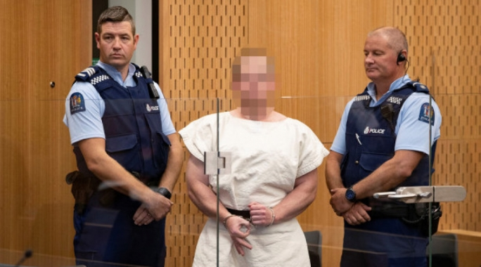 Man behind New Zealand terrorist attack appears in court