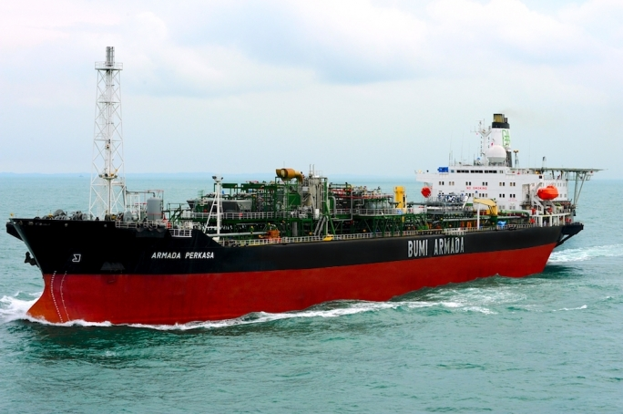 Bumi Armada will provide ElectroGas with a floating storage unit for LNG