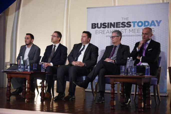The business meeting was organised by BusinessToday