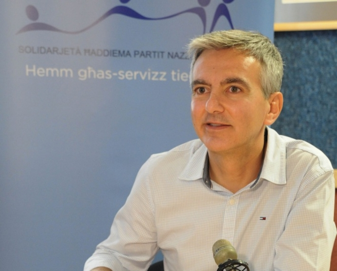 Busuttil pitches PN as 'workers' party', urges Muscat to take budget proposals on board