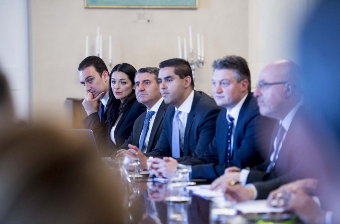 In 2013, the duty allowance afforded to Cabinet members was reduced to a flat rate of €5,823