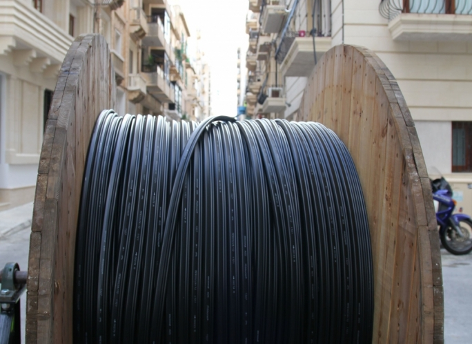 Fibre will offer almost incomparable quality to traditional copper cables